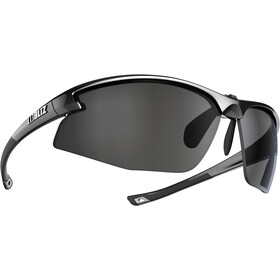 Bliz Motion M5 Bril, metallic black/smoke with silver mirror